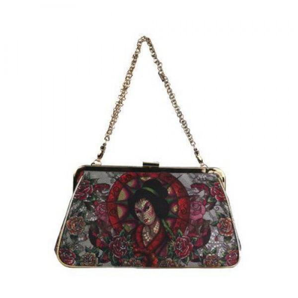 Where To Buy Ed Hardy Womens Bags Geisha Roses