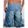 Blue L Or D Mens Ed Hardy Beach Shorts Shop UK