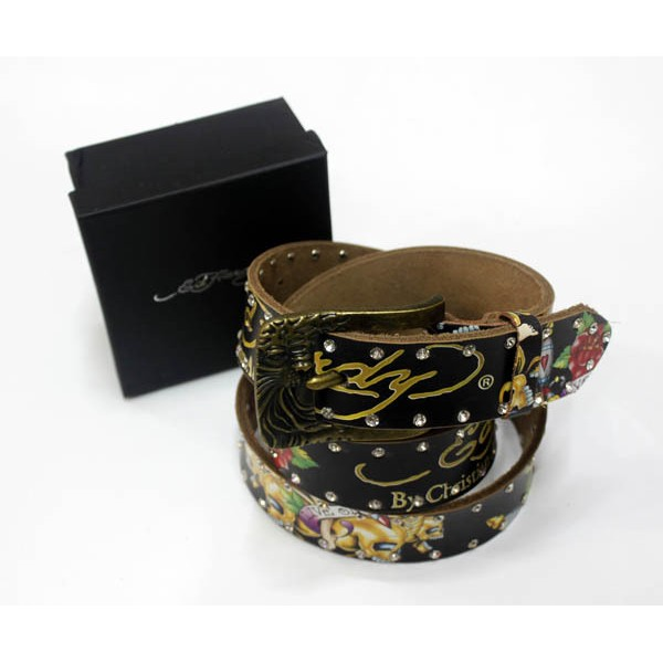 Ed Hardy Belts Diamond Love Only Sexy Lady