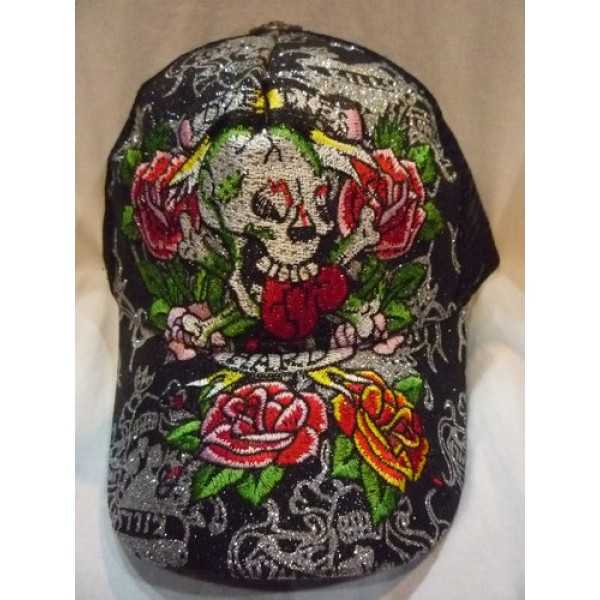 Ed Hardy Images Caps Love Die Hard China
