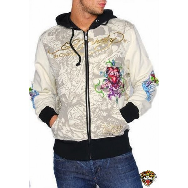 Buy Mens Ed Hardy Love Kill Slowly Hoodies UK