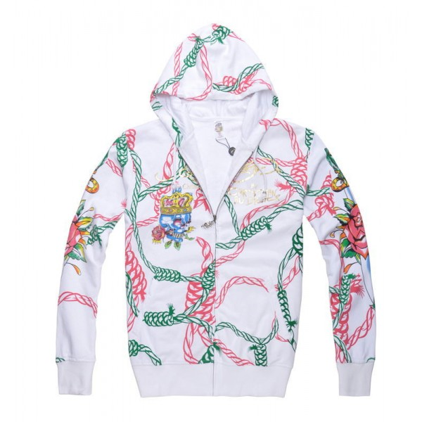 Ed Hardy Hoody Outlet Online Sales Skull Flower
