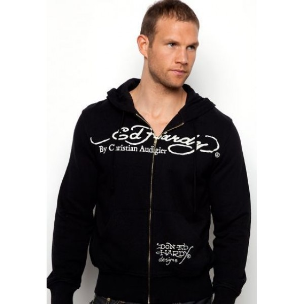 Ed Hardy London Hoodies Logos Death Before Dishonor
