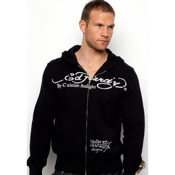Ed Hardy Magic Skull Hoodies For Men Online Shop