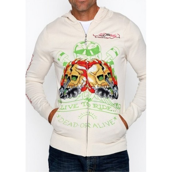 Ed Hardy Pictures Hoodies Live To Ride Fashion