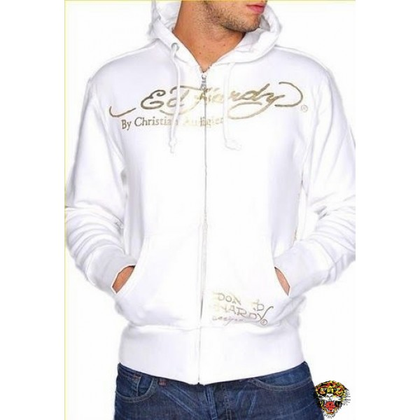 Love Kill Slowly Ed Hardy Products Hoodies For Men