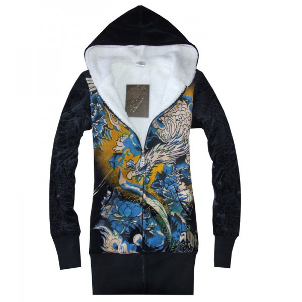 Phoenix CA Prints Hoody Ed Hardy For Women