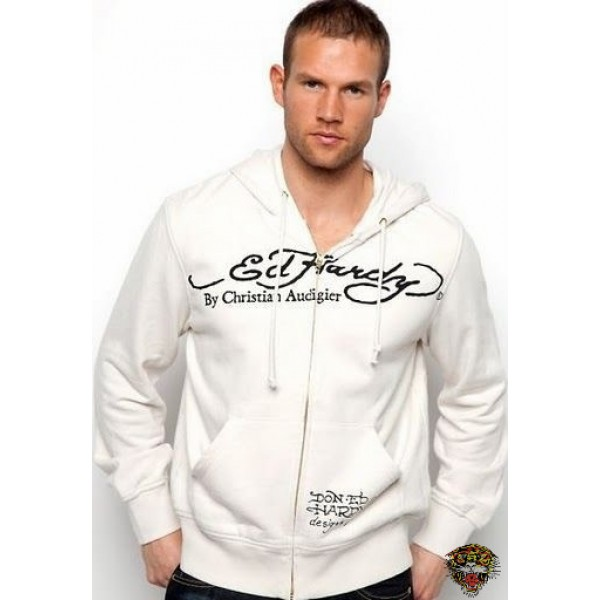 Shop Ed Hardy Online Mens Hoodies Magic Skull