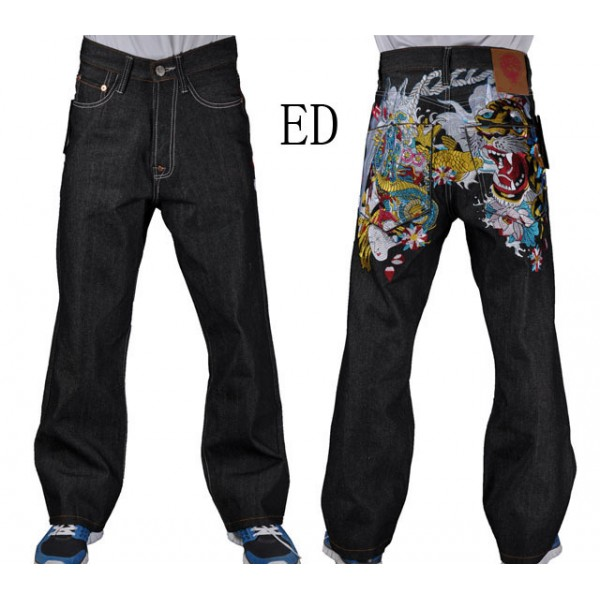Buy Ed Hardy Boys Jeans Tiger UK Online