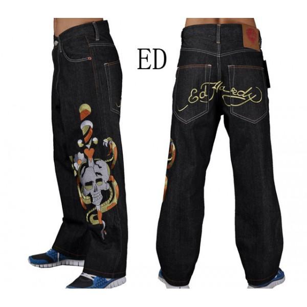 Don Ed Hardy Designs Website Men Jeans Cobra Skull