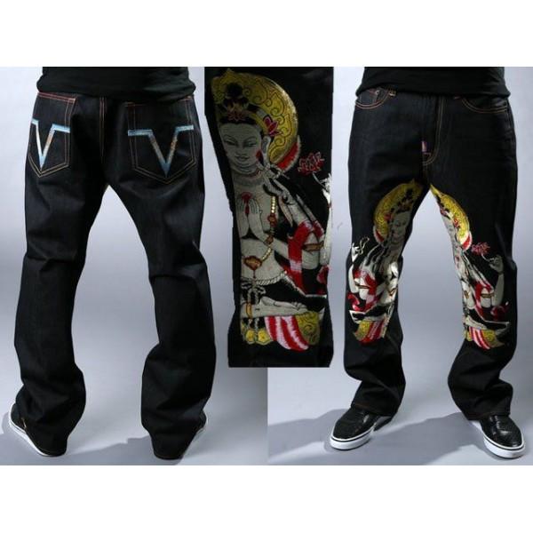 Ed Hardy CA Designer Jeans Buddha Malaysia