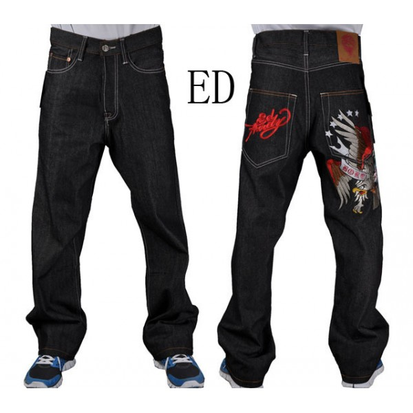 Ed Hardy Jeans Eagle UK Online Outlet