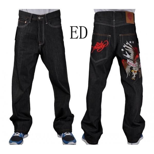 Ed Hardy Jeans Eagle UK Online Outlet