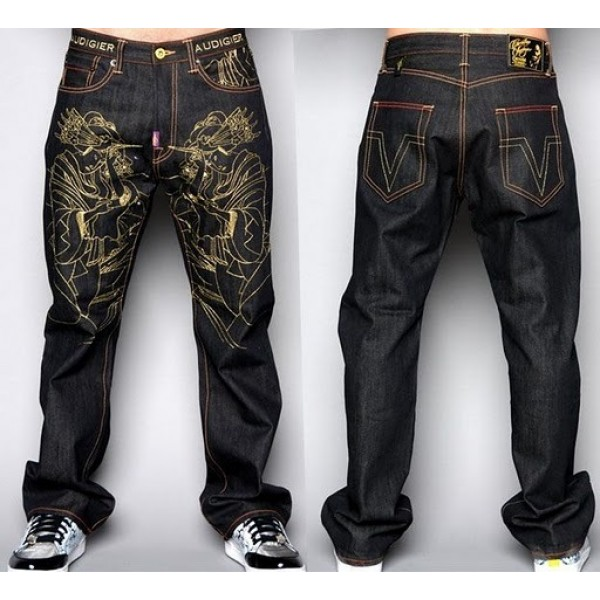Gold Geisha Plus Size Ed Hardy CA Jeans UK Shop