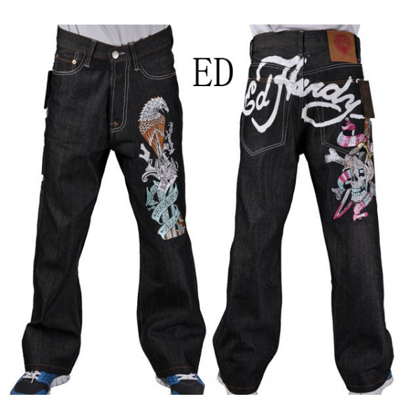 Where To Buy Ed Hardy Jeans Eagle Skull UK