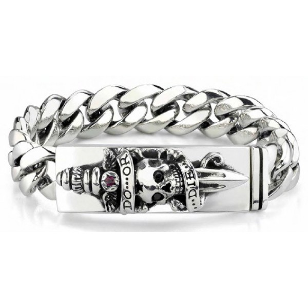 Ed And Hardy Jewelry Bracelet Tattoos Skull