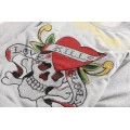 Ed Hardy Long Sleeve Diamond Love Kill Slowly For Men