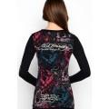 Wholesale Black Ed Hardy Designs Long Sleeve Womens