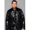 Don Padded Outwear Ed Hardy Mens Art Death Or Glory