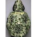 Shop Mens Padded Outwear Ed Hardy Prints Army Tiger