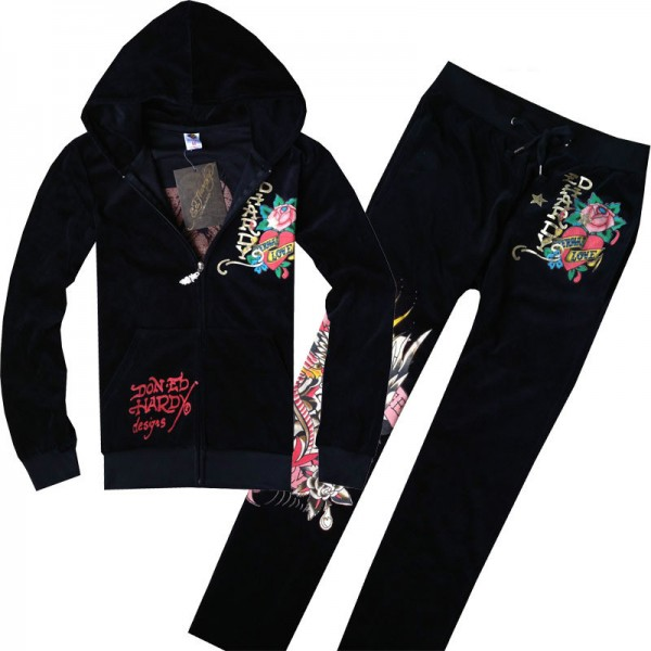 Buy Mens Sport Ed Hardy Tatoos Suits True Love
