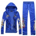 ED Hardy Long Suits Christian Audigier Blue For Women