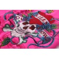 ED Hardy Long Suits Diamond Love Kill Slowly Rose Red For Women