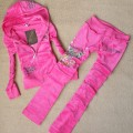 ED Hardy Long Suits Flowers Pink For Women