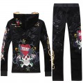 ED Hardy Long Suits Love Kill Slowly Black For Women