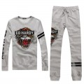 ED Hardy Mens Suits Classic Tiger Diamond In Grey UK Sale