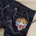ED Hardy Womens Long Suits Tiger Logo In Black