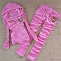 ED Hardy Womens Long Suits Tiger Logo In Pink