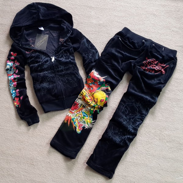 Mens Sport Ed Hardy Suits Christian UK Sale Tiger