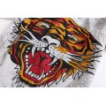 Tiger Grey Mens Soprt Suits Ed Hardys Online Shop
