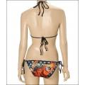 Black Womens Ed Hardy Swimsuit Bikini Cyprinoid Stores