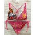 Ed Hardy Womens Swimsuit Bikini 13 Tiger Outlet Online