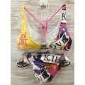 Ed Hardy Womens Swimsuit Bikini Love Kill Slowly Shop UK