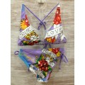 Ed Hardy Womens Swimsuit Bikini Ture To My Love Products