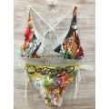Pictures Of Ed Hardy Womens Swimsuit Bikini Cross Angel