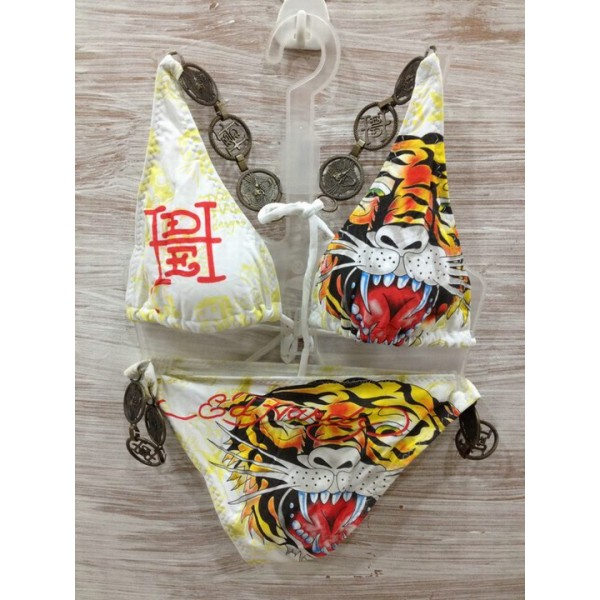 Tiger Ed Hardy Womens Swimsuit Bikini Clothing Australia