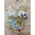 Womens Ed Hardy Swimsuit Bikini Surf RAZ Images