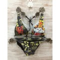Womens Ed Hardy Swimsuit Bikini Tiger Clothing Wholesale