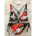 Womens Ed Hardy Swimsuit Bikini True Clothes Online
