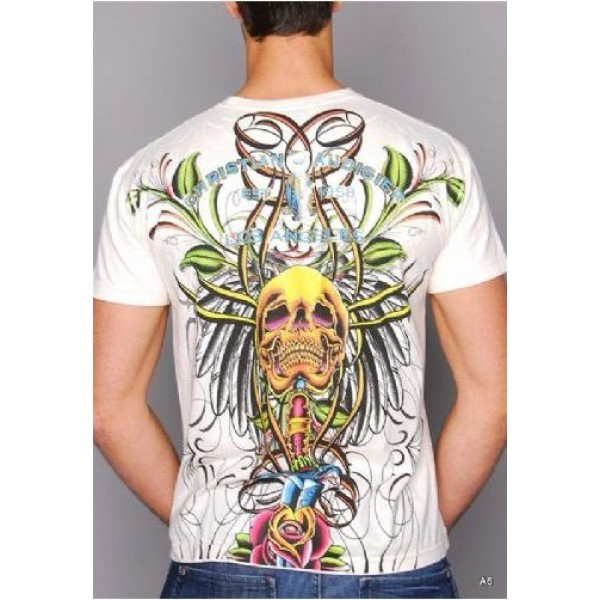 CHRISTIAN AUDIGIER T SHIRTS FOR MEN 11625