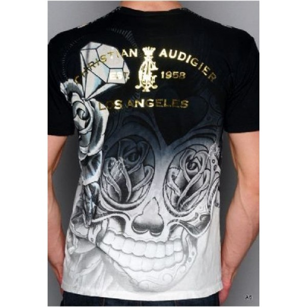 CHRISTIAN AUDIGIER T SHIRTS FOR MEN 11631