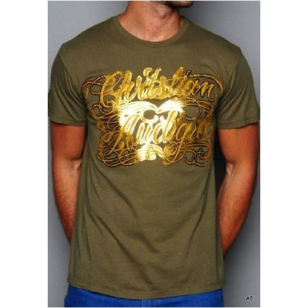 CHRISTIAN AUDIGIER T SHIRTS FOR MEN 11638