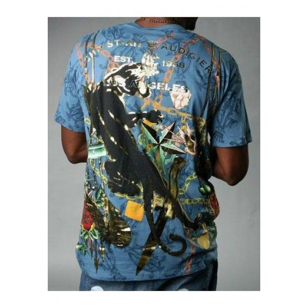 CHRISTIAN AUDIGIER T SHIRTS FOR MEN 11652