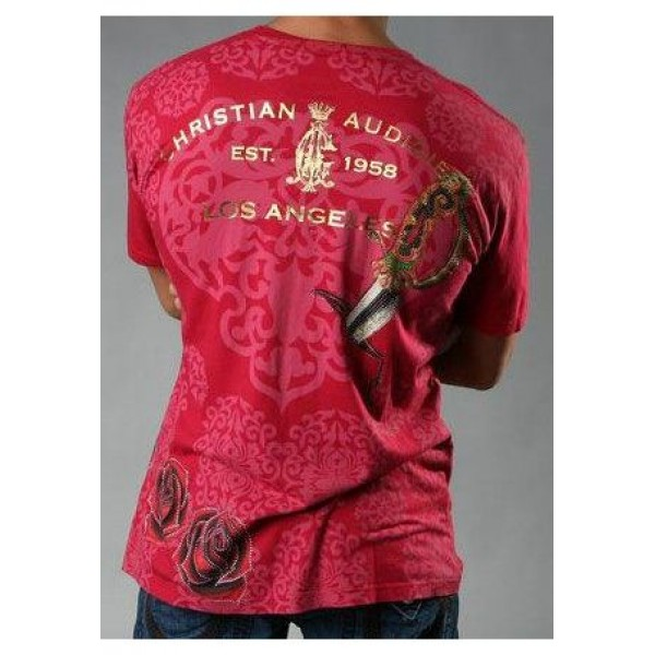 CHRISTIAN AUDIGIER T SHIRTS FOR MEN 11654