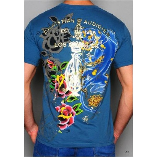 CHRISTIAN AUDIGIER T SHIRTS FOR MEN 11661