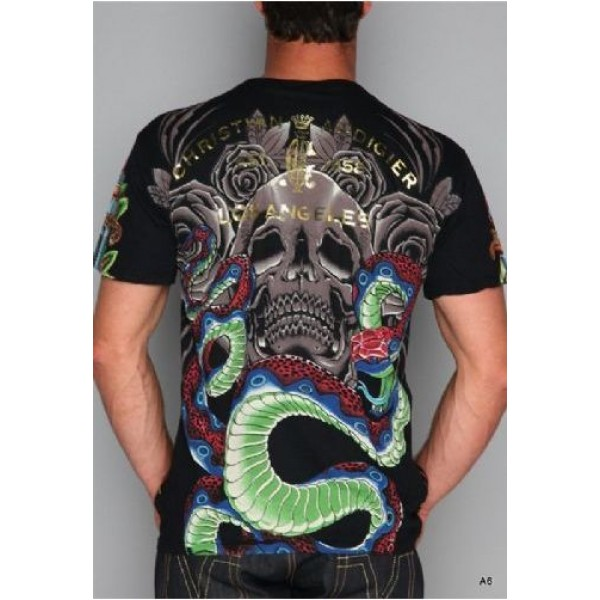 CHRISTIAN AUDIGIER T SHIRTS FOR MEN 11667